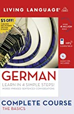 Complete German: The Basics (Book and CD Set): Includes Coursebook, 4 Audio CDs, and Learner's Dictionary (Complete Basic Courses)