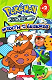 Pokemon Comic Reader #2: Wrath of the Legends