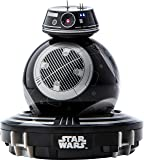 Sphero App Enabled BB-9E Droid with DroidTrainer (Black)