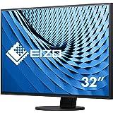 """EIZO EV3285-BK - monitor 4K LCD 32"""" z regulowaną stopką (czarny)"""