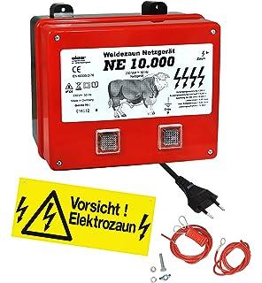 Netzgerät California 9000 Göbel 230V Weidezaungerät