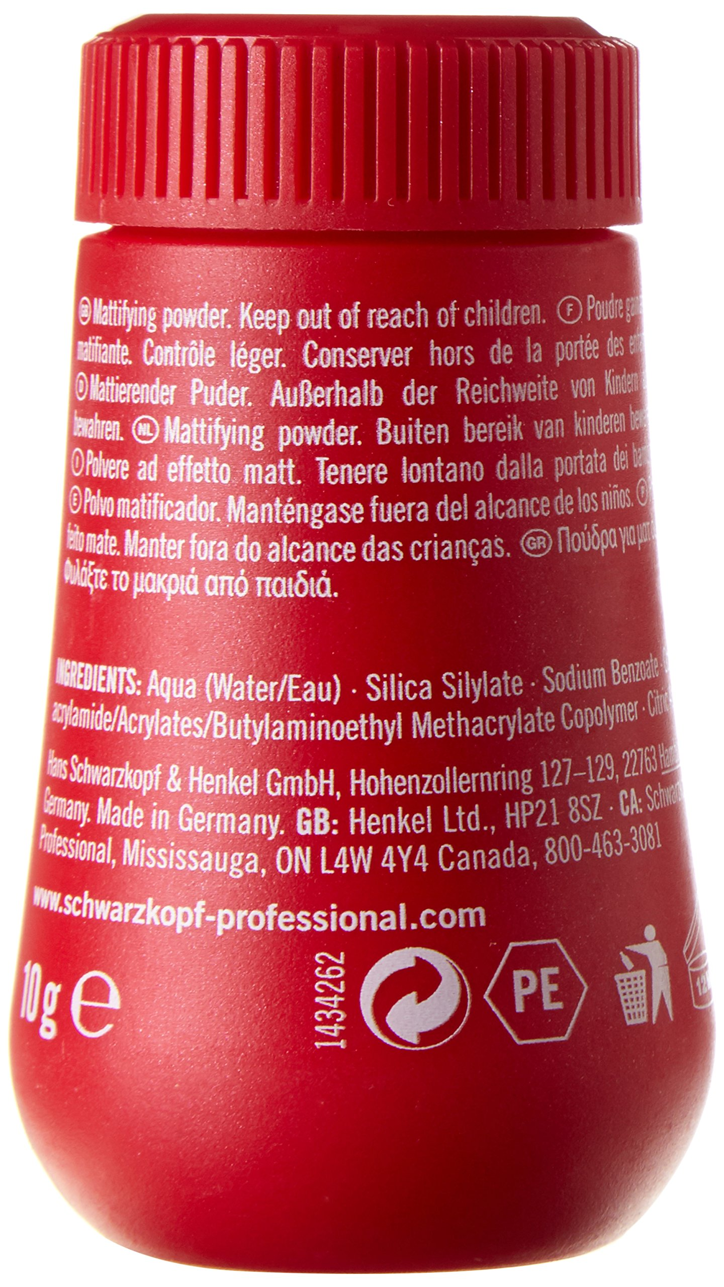 Osis+ Polvo Matificador, Tono de Piel Medio – 10 gr