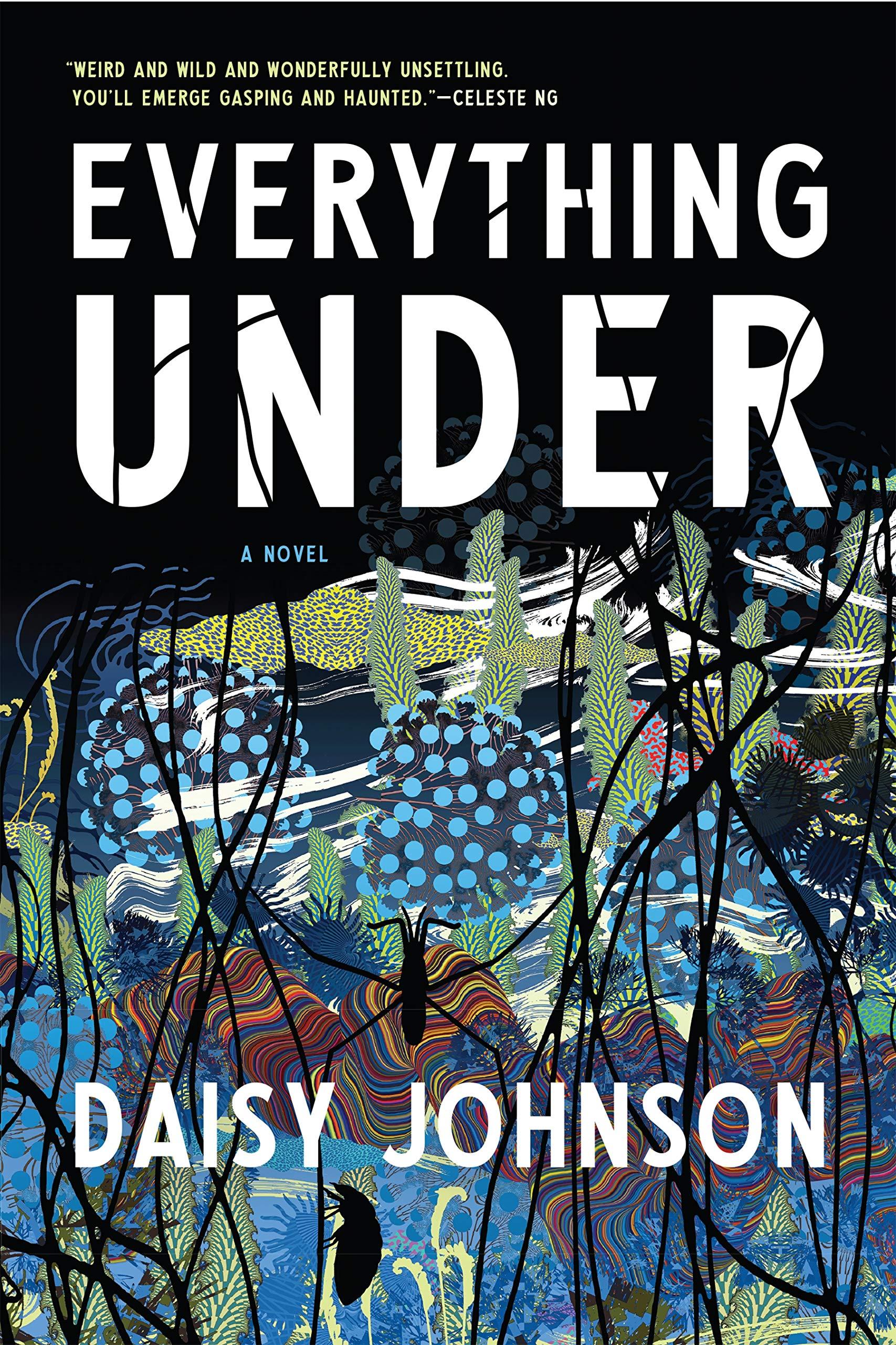 Daisy Johnson : Everything Under