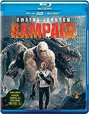 Rampage (Blu-ray 3D & Blu-ray) (2-Disc)