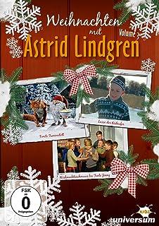 Weihnachten Artikel.Weihnachten Mit Astrid Lindgren Amazon De Astrid Lindgren Dvd