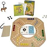 Original Brändi Dog für 2-4 Spieler, Brettspiel aus Holz --Neu-- , Brandi Dog by Unbekannt