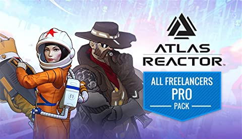 Atlas Reactor - All Freelancers Pro Pack [PC Code]