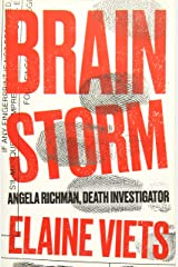 Brain Storm (Angela Richman, Death Investigator) Paperback