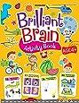Brilliant Brain Activity Book 4+