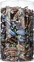 Miniatures Mix Mars Twix Snickers Bounty Tubo plastique 3kg