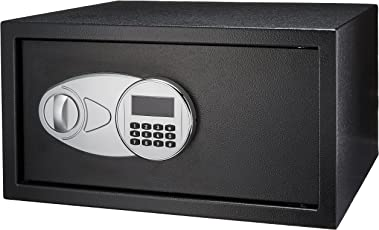 AmazonBasics Security Safe - 1-Cubic Feet,Black