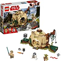 LEGO Star Wars - La hutte de Yoda - 75208 - Jeu de Construction