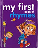 Board book: My First Book of Rhymes