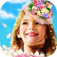 Flower Selfie Cam - pics, camera & special lenses