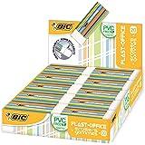 verschiedene Farben/ STABILO Legend Kunststoff Radierer /Box von 20