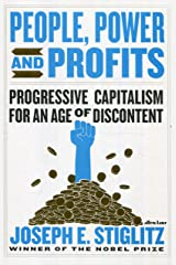 People, Power, and Profits: Progressive Capitalism for an Age of Discontent Hardcover