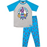 Fortnite Pijamas de Manga Corta para niños Llama