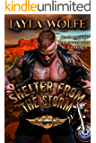 Shelter From The Storm: A Motorcycle Club Romance (The Bare Bones MC Book 6)