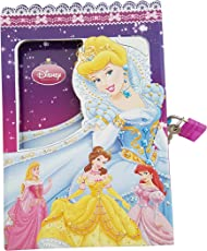 My Party Suppliers Snow white Cinderella Girl Secret Diary with Lock