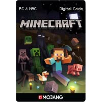 Minecraft for PC/Mac [PC Code - No DRM]