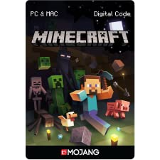 Minecraft for PC/Mac [PC Code]