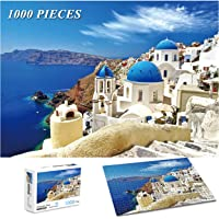 Pup Go Aegean Sea Jigsaw Puzzle 1000 Piece Puzzles for Adults and Teenagers, Most Popular 1000 Pieces Jigsaws Floor…