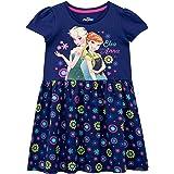 Disney Vestido para niñas El Reino de Hielo Frozen