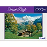 Frank Bernese Alps 1000 pcs Jigsaw Puzzle