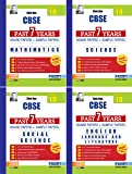 Shiv Das CBSE Past 7 Years Board Papers and Sample Papers for Class 10 Maths Science Social Science English Language and…