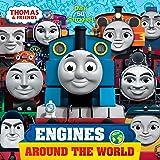 Engines Around the World (Thomas & Friends) (Pictureback(R))
