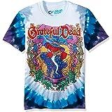 Liquid Blue Men's Grateful Dead-Terrapin Moon T-Shirt