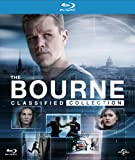 The Bourne Classified Collection (Digibook) [Blu-ray] [2016] [Region Free]