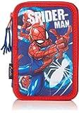 Spiderman 2700-237 Federmäppchen gefüllt Doubledecker