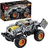 LEGO 42119 Technic Monster Jam Max-D Speelgoedtruck naar Quad, Pull-back Auto 2in1 Bouwset, voor Kerst of Verjaardagvoor 7+