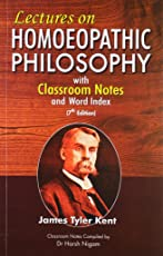 Lectures on Homoeopathic Philosophy with Word index: 7