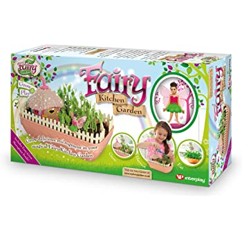 Fairy Kitchen Garden - Grow your own edible garden!
