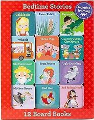 Bedtime Stories 12 Mini Board Books