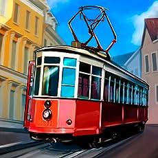 Straßenbahn-Fahrsimulator