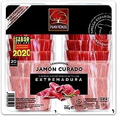 Navidul Jamón Curado Extremadura, 138g