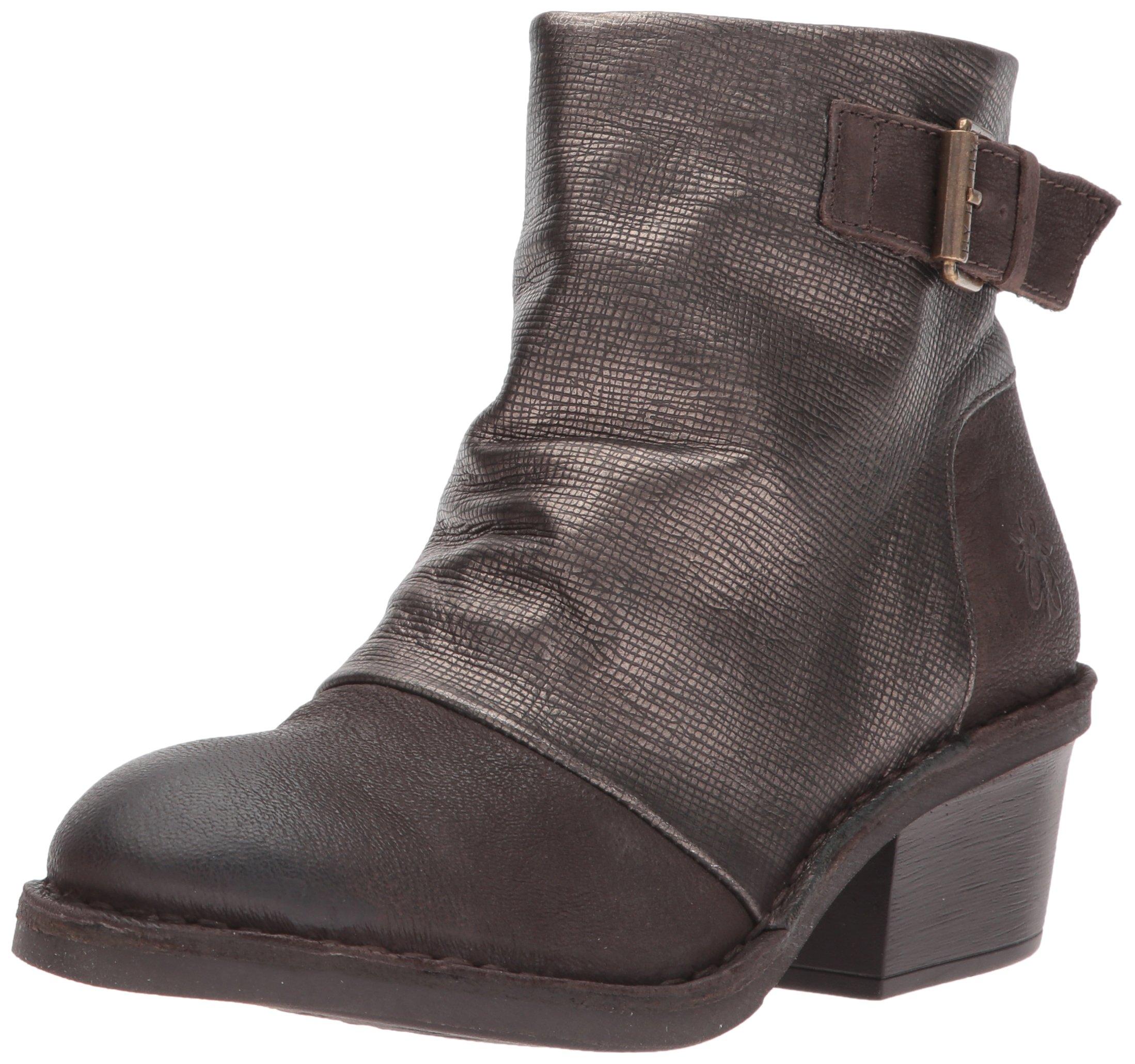 FLY London Damen Adit951fly Desert Boots, Braun (Sludge), 35 EU