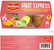 Del Monte Tropical Fruit Mix Juice, 4 x 113 gm