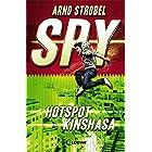 SPY (Band 2) - Hotspot Kinshasa: Agenten-Buch für Jungen und Mädchen ab 12 Jahre (German Edition)