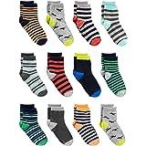 Simple Joys by Carter's 12-pack Sock Crew - Calcetines Bebé-Niños