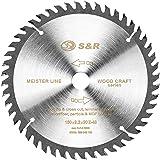 S&R Cirkelsågblad 160 mm x 20 mm (+ ring 16 mm) x 2,2 mm 48T, / trähantverk/träkraft i skicklighet