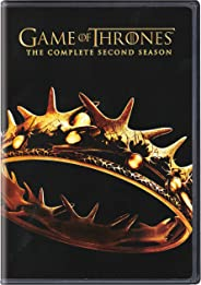 Game of Thrones Complete Second Season DVD