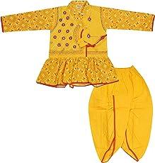 DIAMO Boys' Cotton Clothing Set
