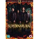 Supernatural: Season 12 [DVD] [2016] [2017]