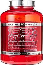 Scitec Nutrition Whey Protein Professional, Erdbeer-Weiße Schokolade, 1er Pack (1 x 2350 g)