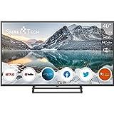 "Smart Tech 40"" FHD Smart TV, Netflix&Youtube″ Video SMT40N30FV1U1B1"