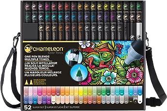 Chameleon 52-Pen Deluxe Set Complete